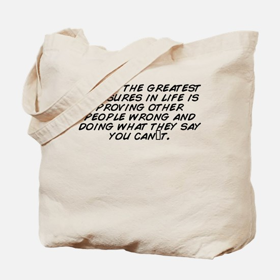 Funny Greatest canner Tote Bag