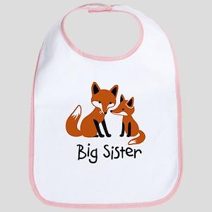 Big Sister - Mod Fox Bib
