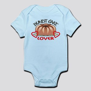 Bundt Cake Lover Infant Bodysuit