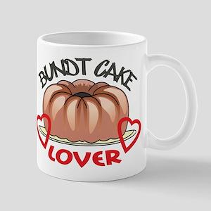 Bundt Cake Lover Mug