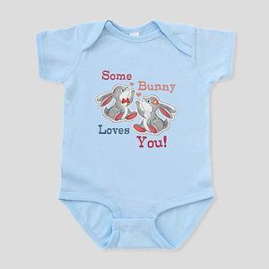Some Bunny Loves You Infant Bodysuit