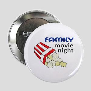 """Family Movie Night 2.25"""" Button"""