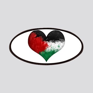 Palestine Heart Patches