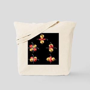 3d electron orbitals - Tote Bag