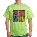 Kennedy Tartan Green T-Shirt
