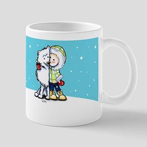 Eskimo Kisses Mug