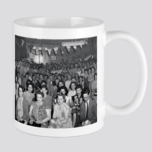 Coney Island Theater Crowd 1812920 Mug