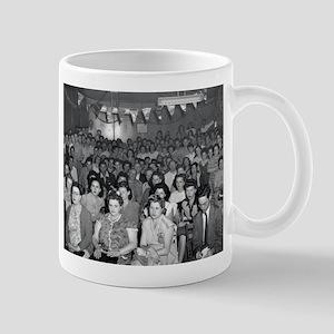 Coney Island Theater Crowd 1812920 Mug