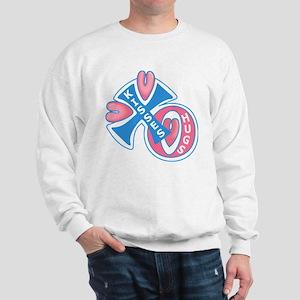 Hugs and Kisses Sweatshirt