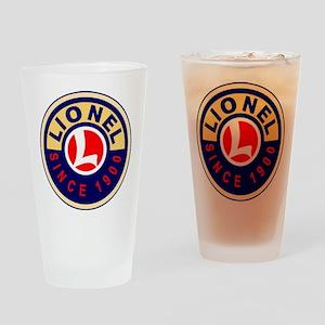 Lionel Drinking Glass