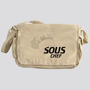 Sous Chef Messenger Bag