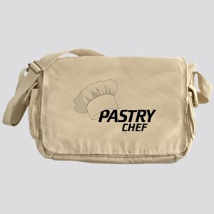 Pastry Chef Messenger Bag
