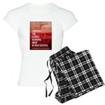 I Survived The Global Warming Hoax Women's Light P