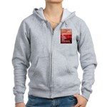 I Survived The Global Warming Hoax Women's Zip Hoo