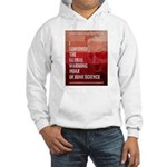 I Survived The Global Warming Hoax Hooded Sweatshi