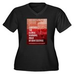 I Survived The Global Warming Hoax Women's Plus Si