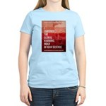 I Survived The Global Warming Hoax Women's Light T