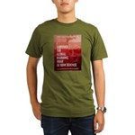 I Survived The Global Warming Hoax Organic Men's T