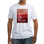 I Survived The Global Warming Hoax Fitted T-Shirt