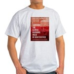 I Survived The Global Warming Hoax Light T-Shirt