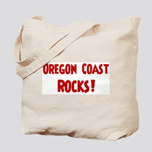 Oregon Coast Rocks Tote Bag