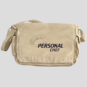 Personal Chef Messenger Bag