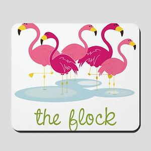 The Flock Mousepad