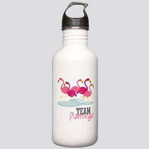 Team Flamingo Stainless Water Bottle 1.0L