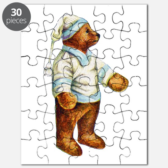 Sleepy Time Bear Puzzle