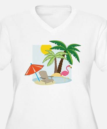 Summer Beach T-Shirt