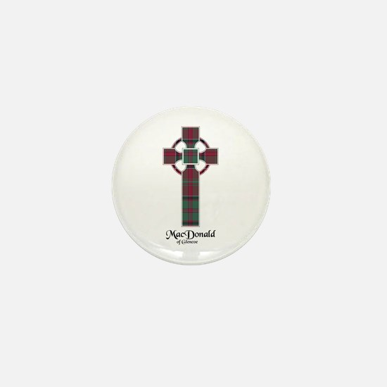 Cross - MacDonald of Glencoe Mini Button