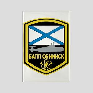 russia u-boat Rectangle Magnet (10 pack)