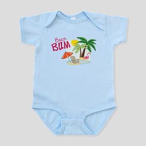 Beach Bum Infant Bodysuit