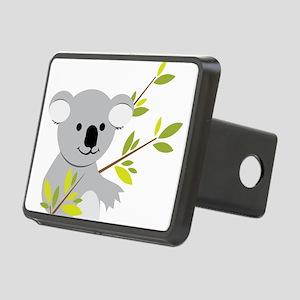 Koala Bear Rectangular Hitch Cover
