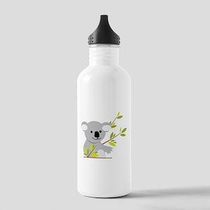 Koala Bear Stainless Water Bottle 1.0L