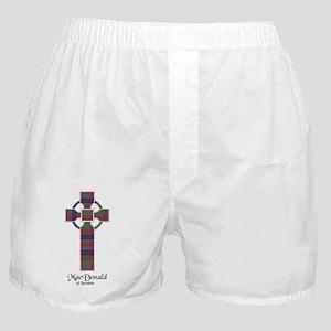 Cross - MacDonald of Boisdale Boxer Shorts