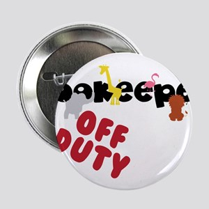 """Off Duty 2.25"""" Button"""