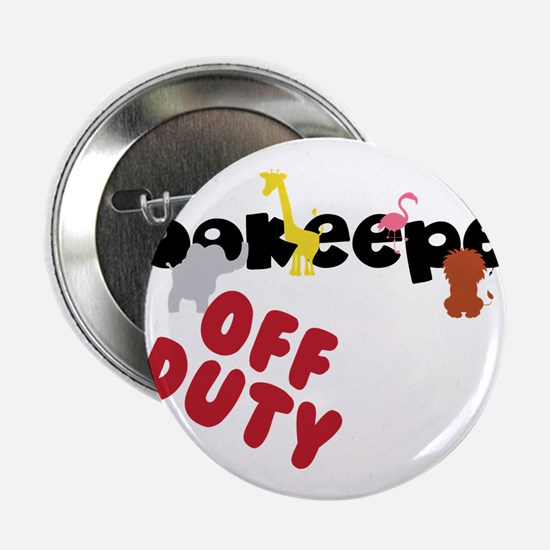 "Off Duty 2.25"" Button"