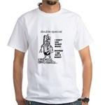 Double Special White T-Shirt