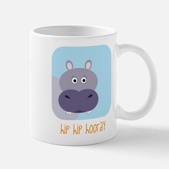 Hip Hip Hooray Mug