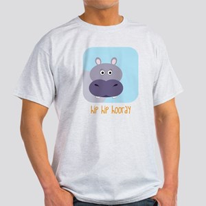 Hip Hip Hooray Light T-Shirt