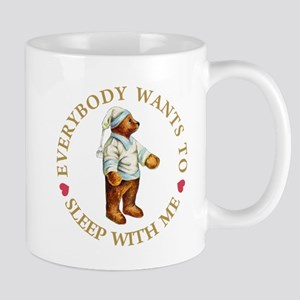 Sleepy Time Bear Mug