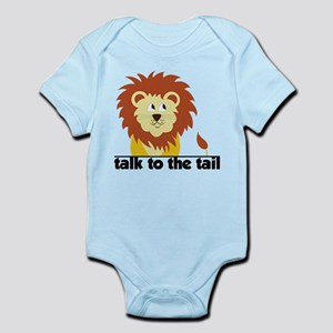 Talk To The Tail Infant Bodysuit