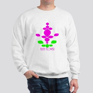 Alien Flower Sweatshirt