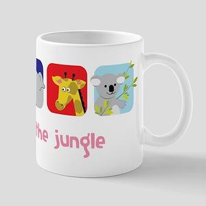 Save The Jungle Mug