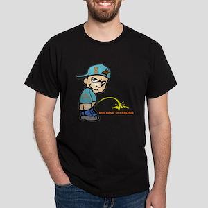 Piss on MS Dark T-Shirt
