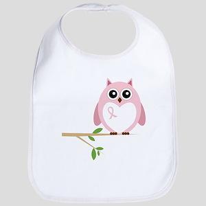 Awareness Owl Bib