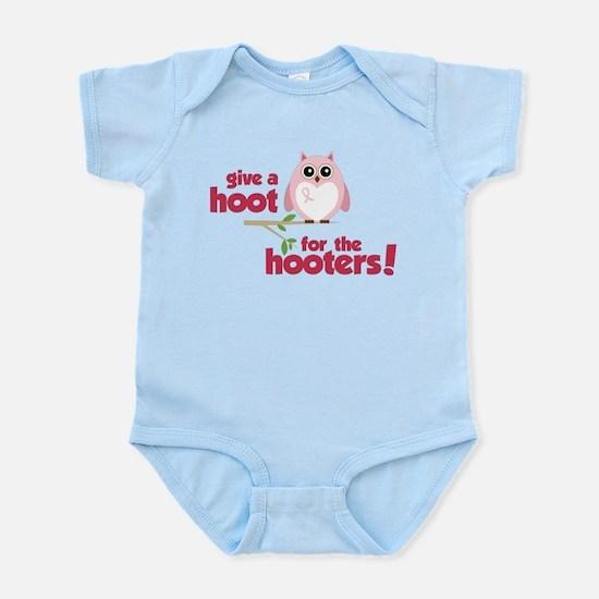 Give A Hoot Infant Bodysuit
