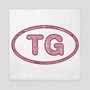 TG Pink Queen Duvet