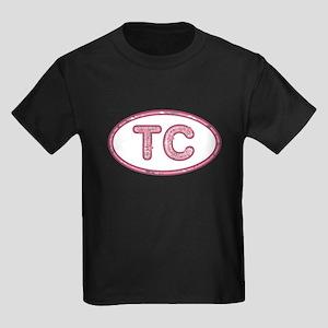 TC Pink Kids Dark T-Shirt